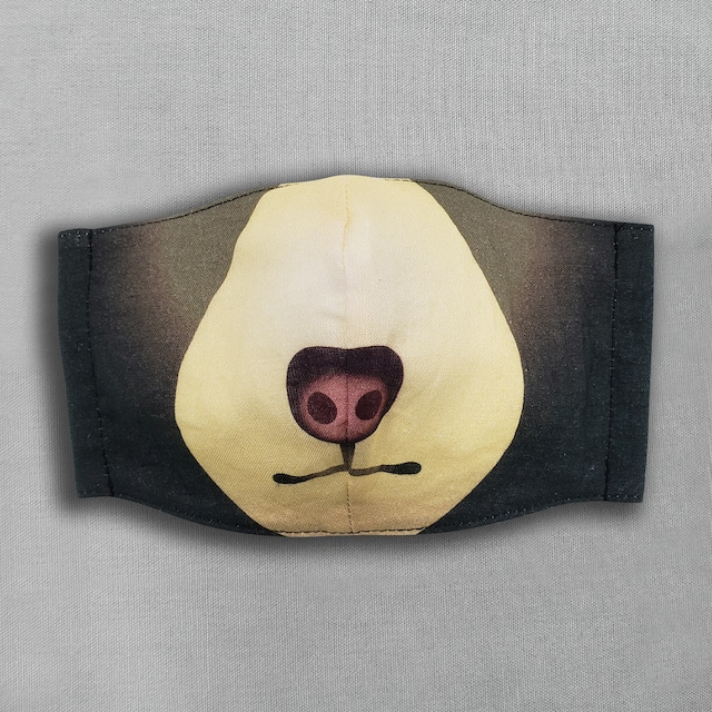 【抗菌・抗ウィルス加工マスク/受注販売】マレーグマ|動物マスク