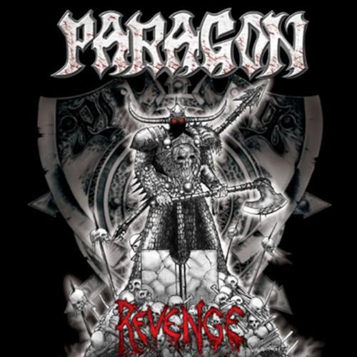 "PARAGON ""Revenge""日本盤"