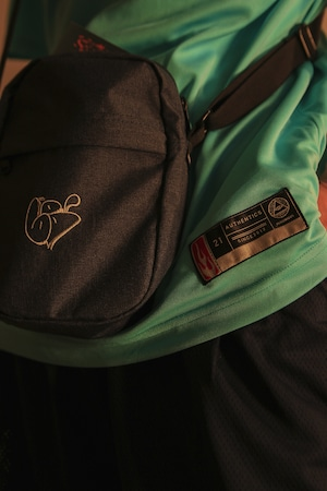 Drop 6B Mini Shoulder Bag [NAVY]