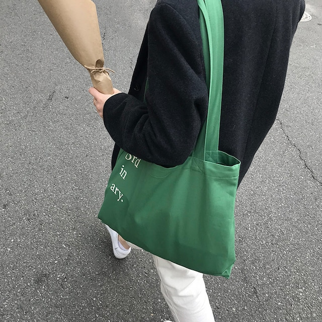 [second morning] ordinary エコバッグ (全3色)