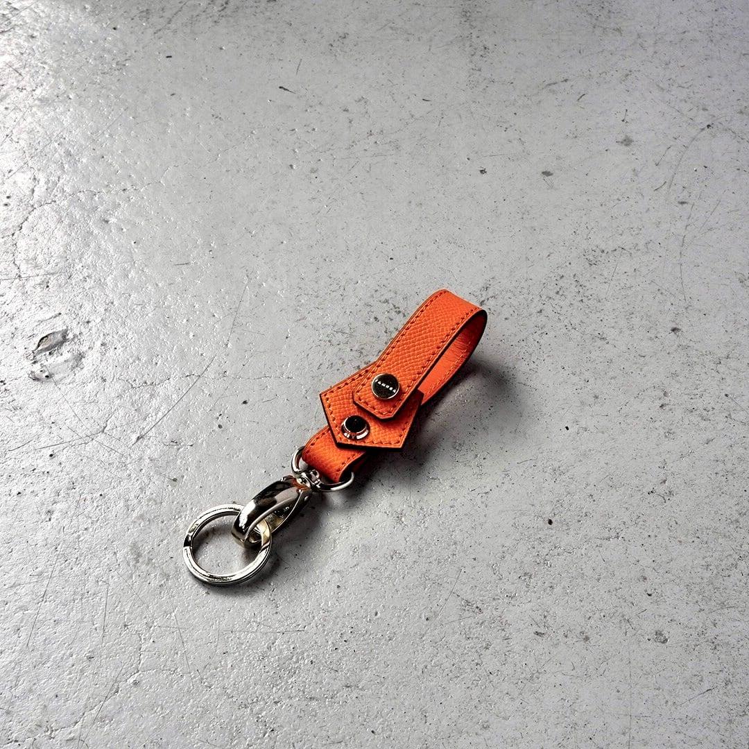 キーホルダー <Caph> オレンジ