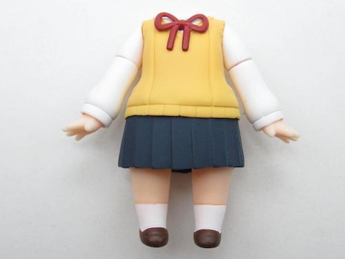 ※【1583】 越谷小鞠 体パーツ 制服 (A-ランク2) ねんどろいど