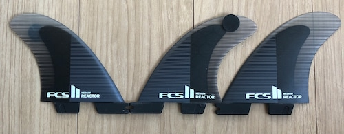 FCS2 フィン REACTOR リアクター Tri Fins