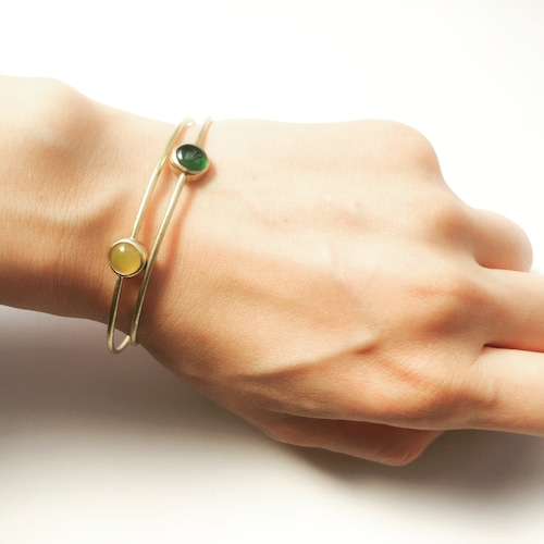 Tailor-made 'Topping bangle'