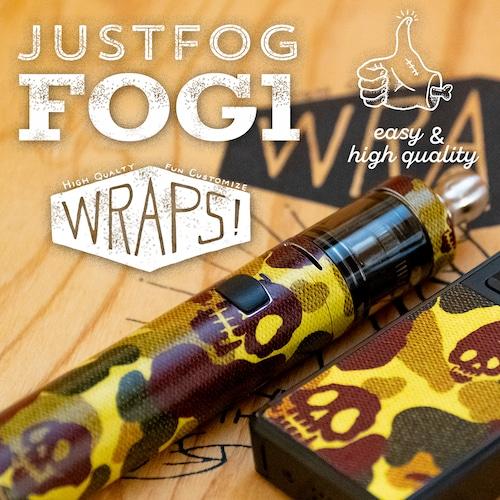 WRAPS! for JUSTFOG FOG1