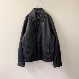 COVINGTON レザージャケット ブラック size M メンズ 古着