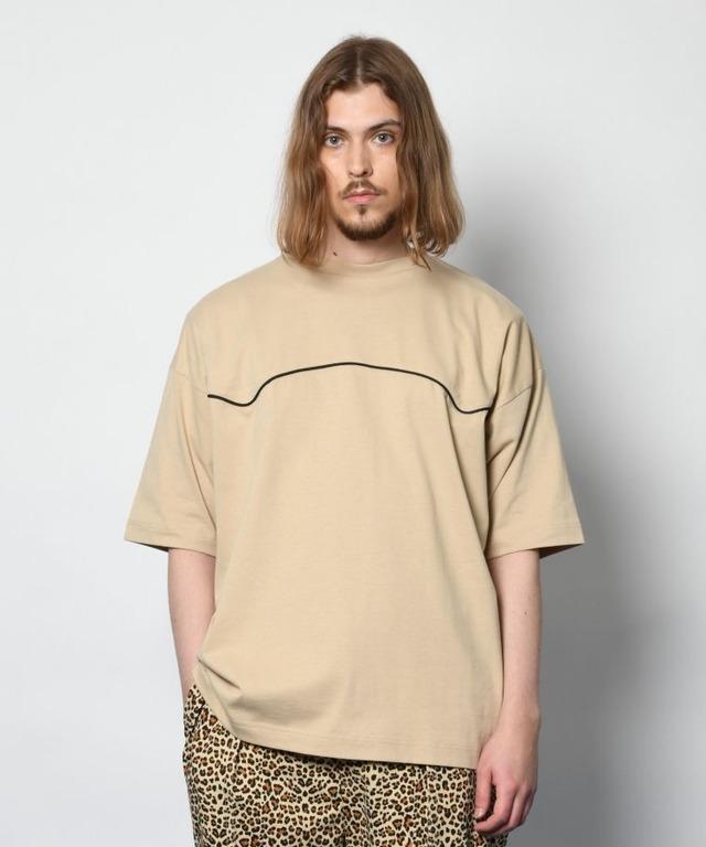 【SUPERTHANKS】ウエスタンラインTシャツ(ユニセックス) ST211CS010