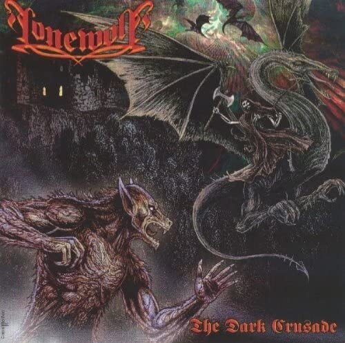 "LONEWOLF ""The Dark Crusade"" (輸入盤)"