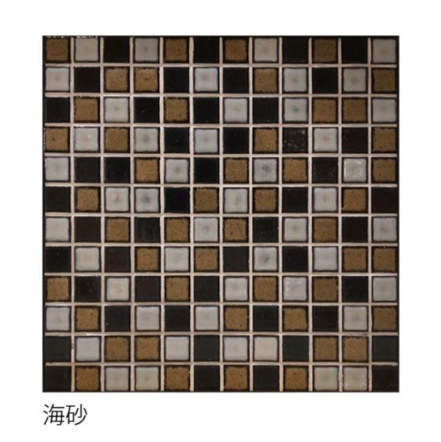 海砂 オリジナルミックス 25角/SWAN TILE スワンタイル 和 古風