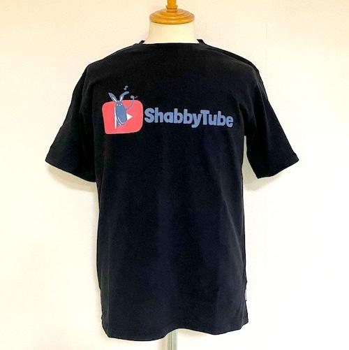 Shabby Tube T-shirts Black