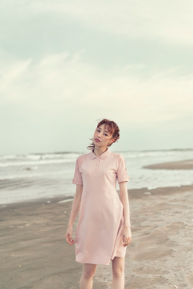 Lilien Polo Onepiece (PINK)