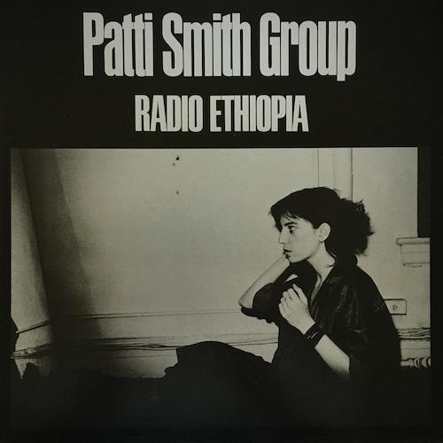 【LP・独盤】Patti Smith Group / Radio Ethiopia