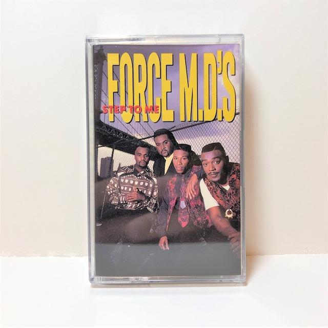 [中古カセット]  Force M.D.'s – Step To Me