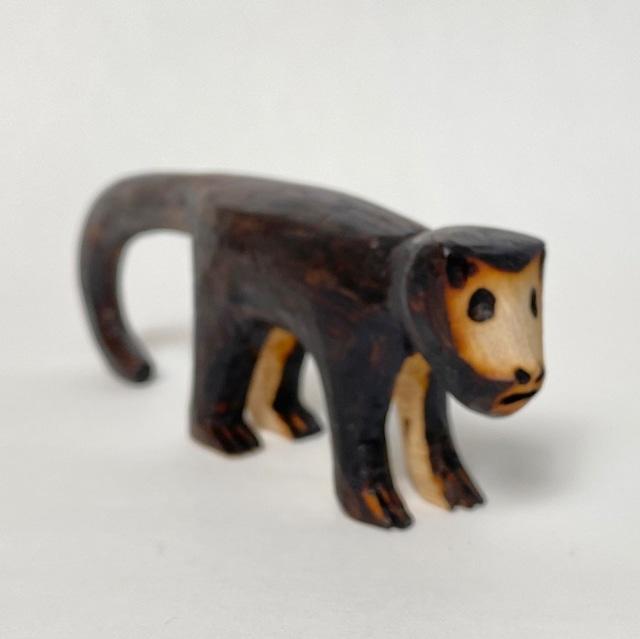 グアラニー族の動物  MACACO  サル 12cm