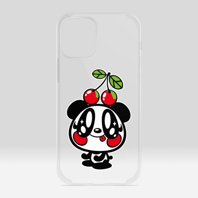 LOVERSHOUSE Cherry and Merry/ スーパーラヴァーズアイホンケース12ミニ