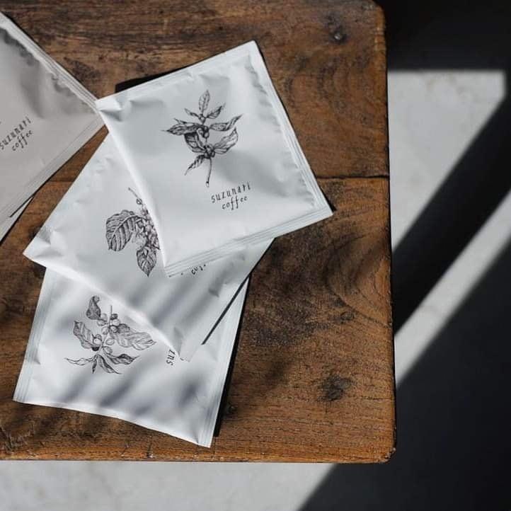 【suzunari coffee】Drip Bag 10個セット