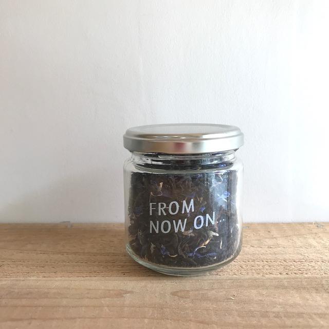""" FNO Earl Grey flavored tea / アールグレー フレーバーティー ガラスS 30g """