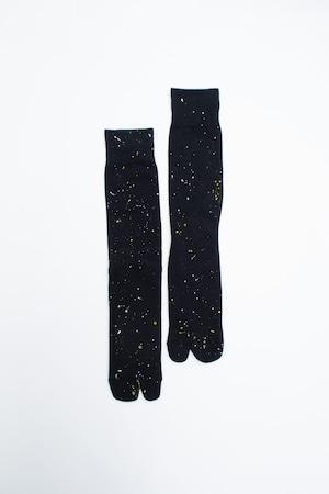 Paint Socks(Black)