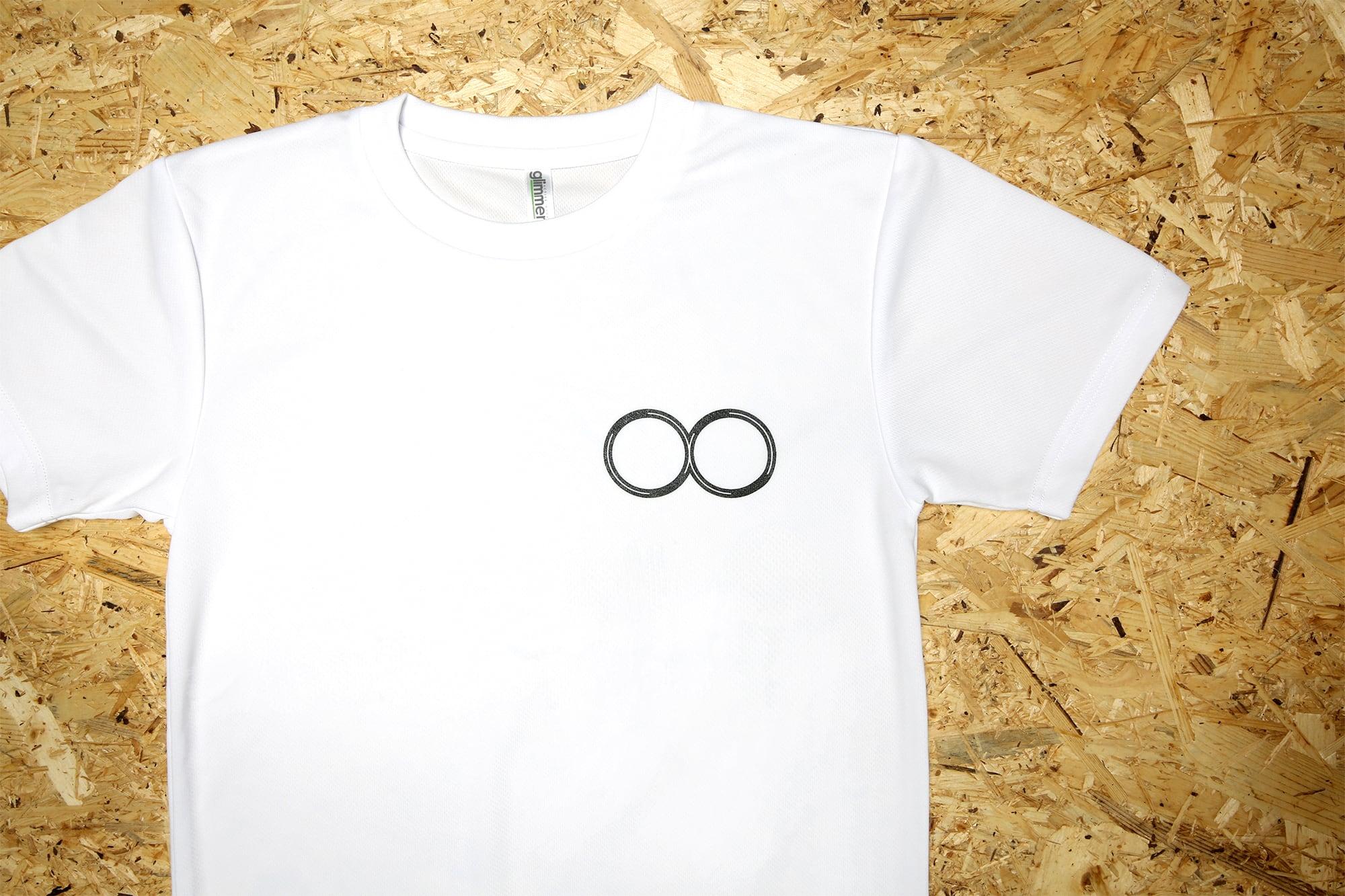 Icon tee White /  アイコンティー