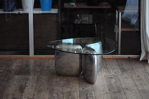 ALUMINIUM SEED TABLE 3 SEEDS by IDEE