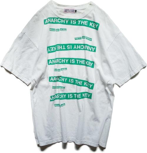 90年代 アンダーカバー Tシャツ | 初期 ピンクタグ UNDER COVER アーカイブ Supreme ヴィンテージ 古着