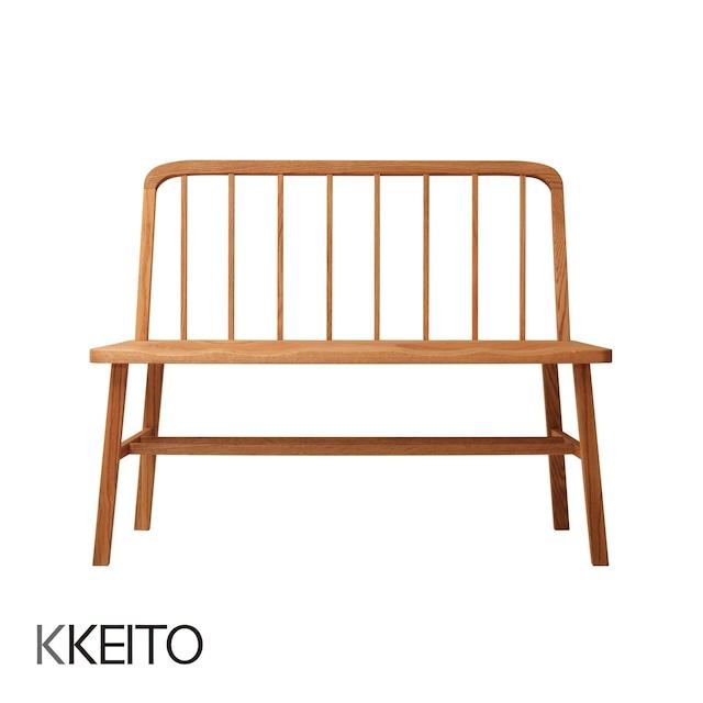 ハイバックベンチ|KKEITO