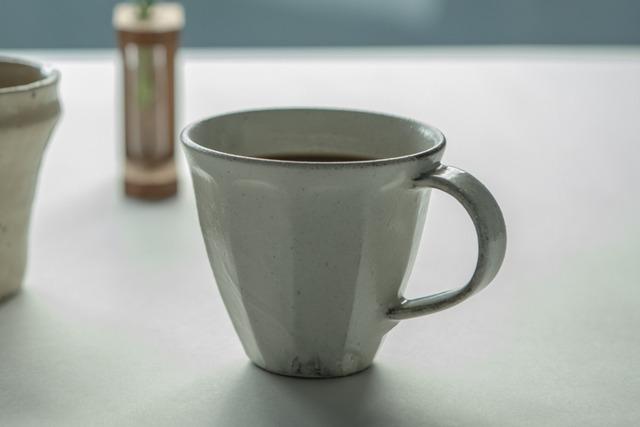 面取マグカップ/戸津圭一郎