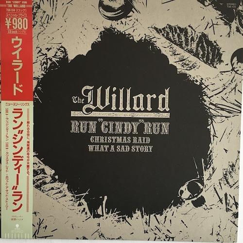 【12inch・国内盤】ウィラード / ラン・シンディー・ラン