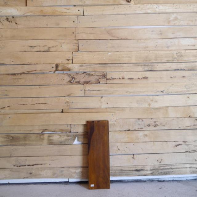 シーシャムウッド棚板 14×45×1.5cm