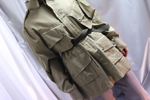 40's M-42  jump jacket  paratroopers