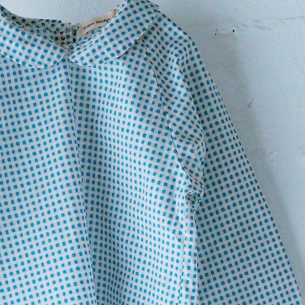 «sold out» back button shirt バックボタン シャツ
