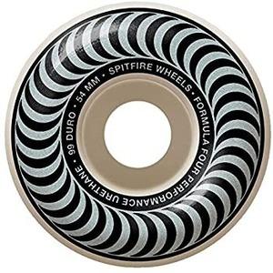 SPITFIRE / F4 CLASSIC  / silver / 54mm / 99d