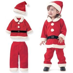 ベビー クリスマス衣装 男の子 男児 女の子 女児 xmas子供用クリスマス仮装クリスマス衣装X'MAS 仮装キッズジュニア クリスマスコスプレウェアパーティ衣装 コスチューム 3573