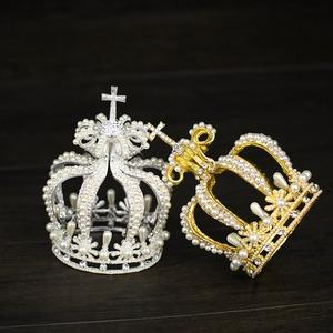 コスプレ 髪飾り ティアラ ヘアアクセサリー ヘッドドレス ヘッドフラワー 王冠 ブライダル カチューシャ 結婚式ウェディング5507