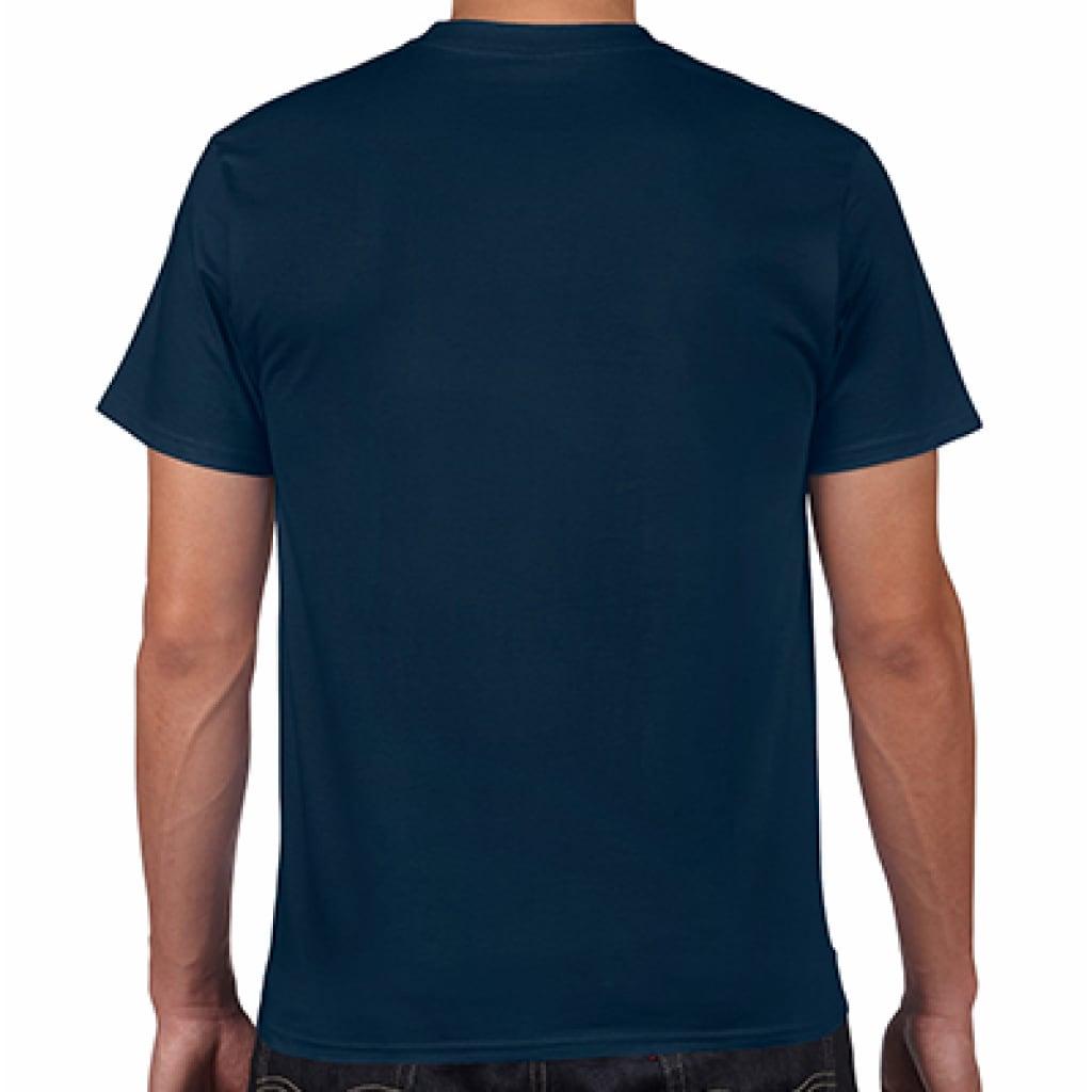 ahahahana_I/NVY【シンプルデザインTシャツ】©mayu_color.888