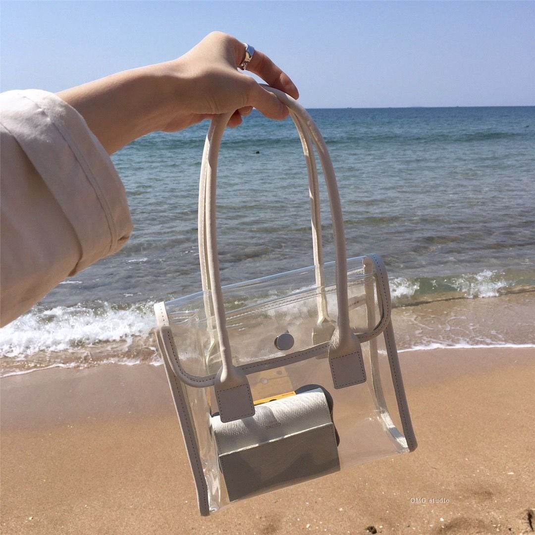 line clear minibag(3color)