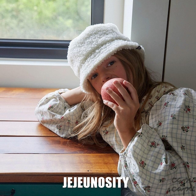 «sold out»«ジュニアサイズあり» jejeunosity unbelievable blouse 2colors アンビリーバブル ブラウス
