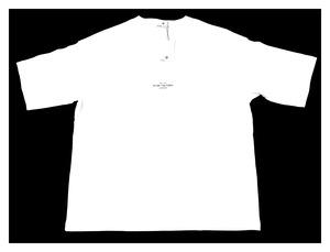 barbell logo Tshirt (WHITE)