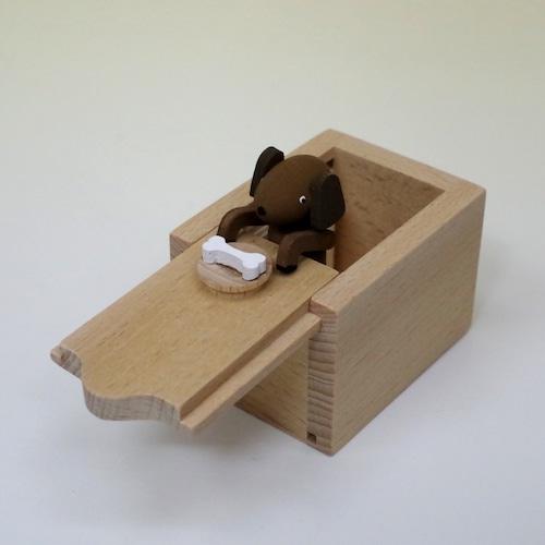 十二支のからくりボックス イヌ