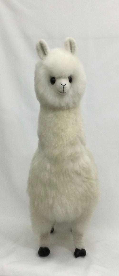 プレミアムアルパカ人形 3