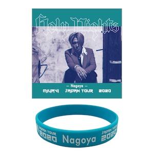 【MIYAVI''Holy Nights''JAPAN TOUR 2020】ラバーバンド Nagoya