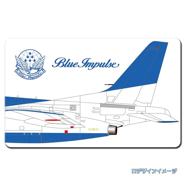 オリジナル ICカードステッカー 航空自衛隊 ブルーインパルス Model【送料無料】