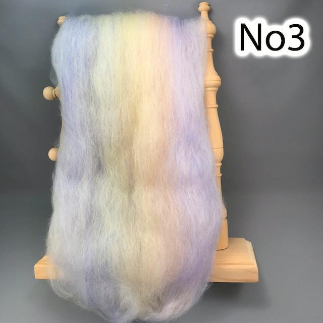 MiniB3)羊毛ミニバッツ20g(コリデール)No3(送料込み)