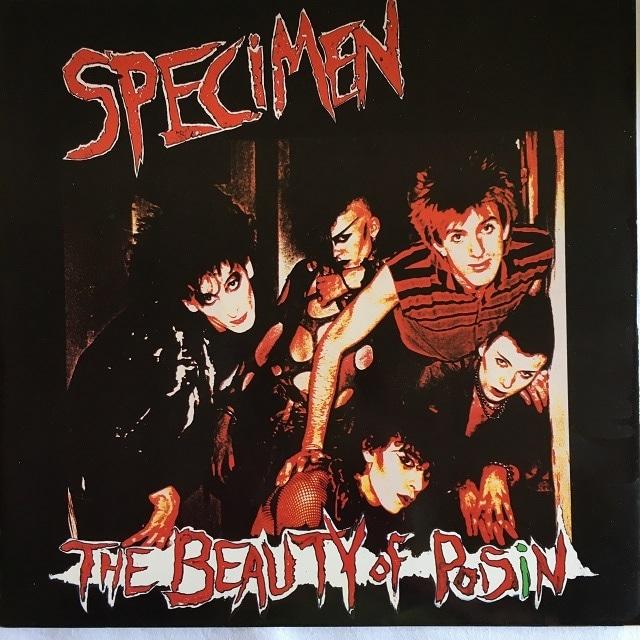 【12inch・英盤】Specimen / The Beauty Of Poisin