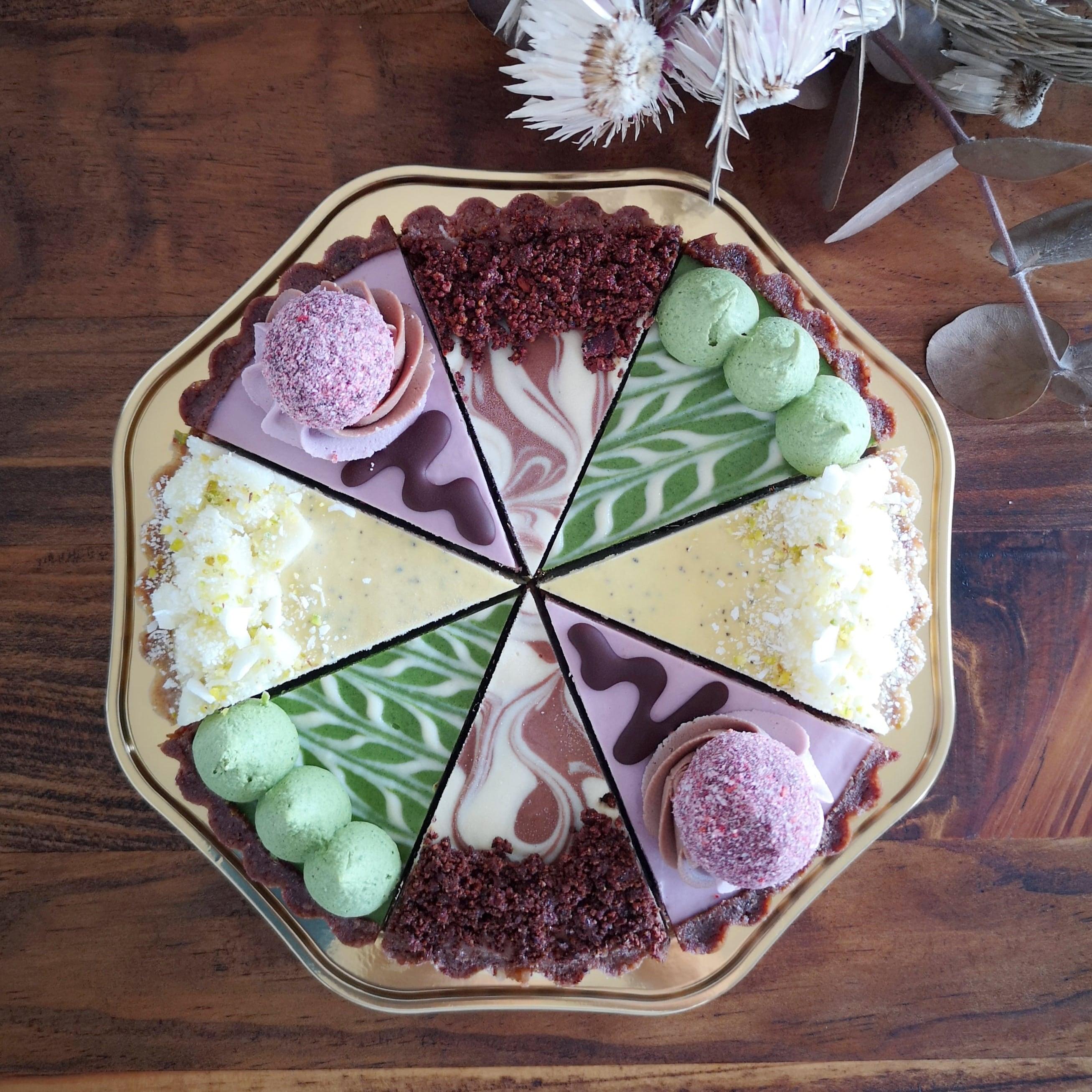 【ご予約のお客さま専用です】季節のローケーキアソートセット Vol.2