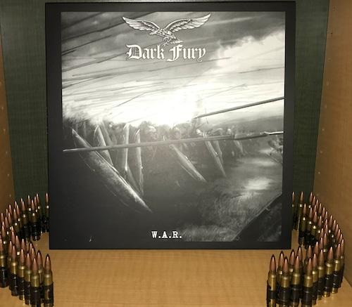 """Dark Fury """"W.A.R. (12"""" vinyl盤)"""""""