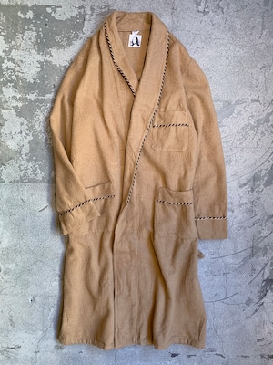 vintage wool long gown