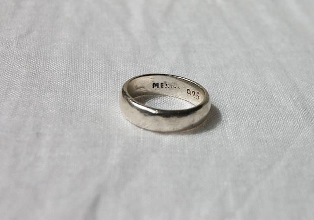 vintage turquoise cutting ring