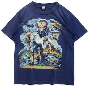 90年代 マーズ・アタック 映画 Tシャツ 【M】   MARS ATTACKS ティム・バートン アメリカ ヴィンテージ 古着