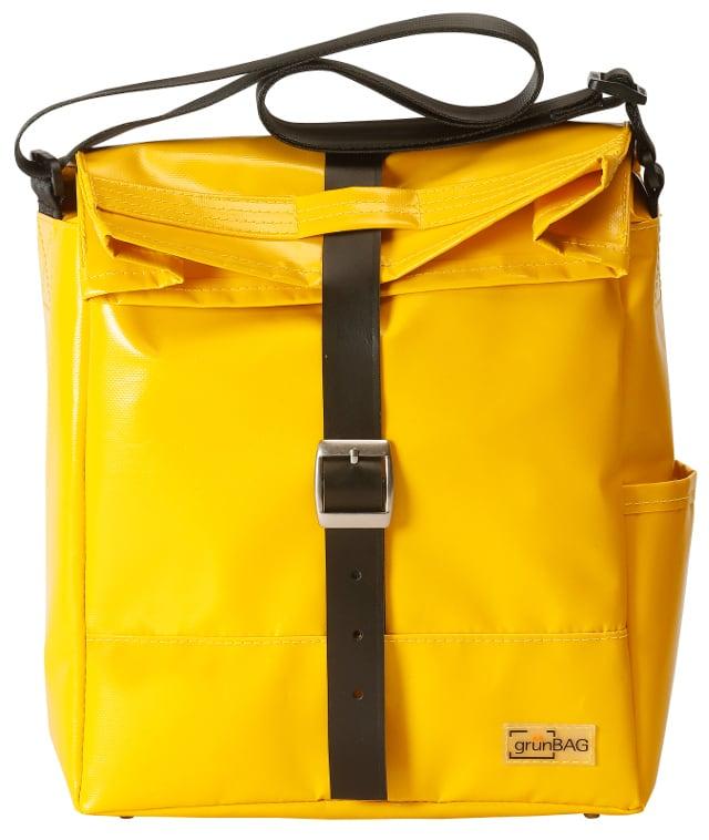 Shoulder City Liv Yellow